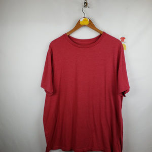 Urban Pipeline Mens Red Awesomely Soft Tee